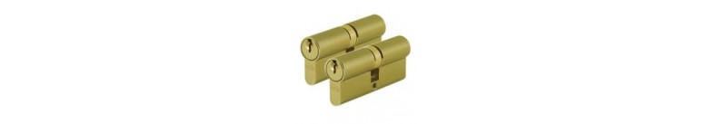 Keyed Alike Door Cylinders