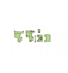 SI Siegenia FS-Portal Bi-Fold Door Hinge (Carton C) - TOP SECTION