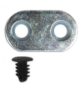 Fixing Tab for uPVC Door Locks