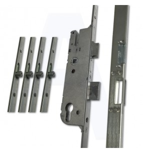 Universal 4 Roller Repair Lock Kit - Split Spindle
