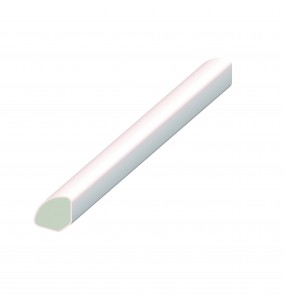 Foam Quadrant Bead Upvc Window Trim 17.5mm (1m)