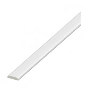 25mm D-Mould Upvc Window Trim (5m)