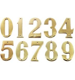 ProLinea Door Numerals (0 - 9)