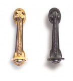 Scroll Door Knocker