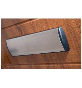 SUPA Stainless Steel Letterbox