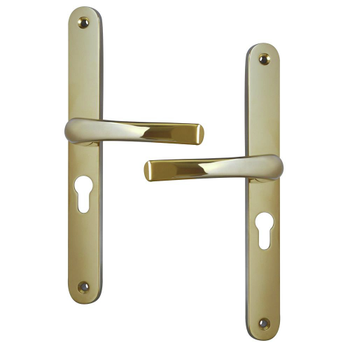 Pvc Door Parts : Replacement sprung upvc door handle pz