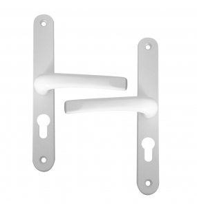 Everest uPVC Door Handle (48pz) Replacement  sc 1 st  Double Glazing Parts and Spares & uPVC Door Handle (48pz) Replacement
