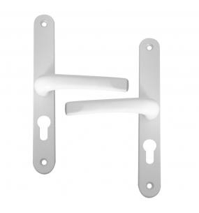 Stainless Steel Patio Door P Handles sliding lock Double Glazing upvc set