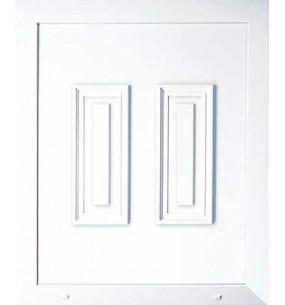 Replacement Half uPVC Door Panel Insert HP1