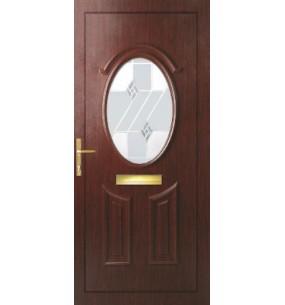 Replacement uPVC Full Door Panel Insert S1