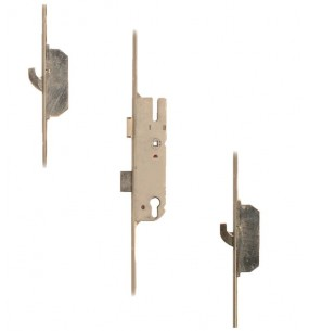 GU Lever Operated Latch & Deadbolt - 2 Hook Only