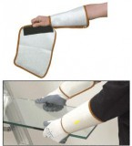 Glass Wrist Guard for Arm Protection