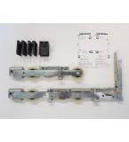 Siegenia HS Portal 300 LM Wheel Kit