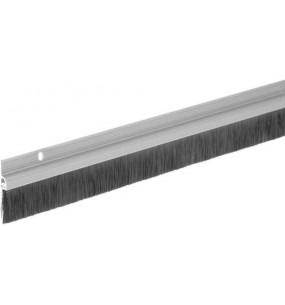 Door Brush Strip 15mm Bristles