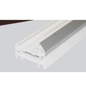 uPVC Door Kickplate Threshold Protector (Aluminium)