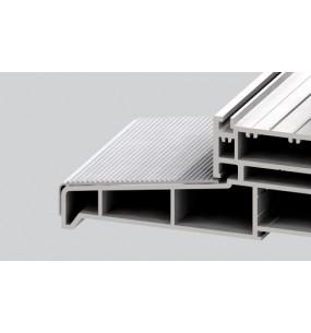 uPVC Door Kickplate Cill Protector (Aluminium)