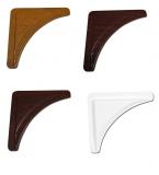 uPVC Replica Window Arches (Pair)