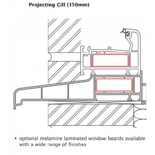 Upvc Window Cill Door Cill