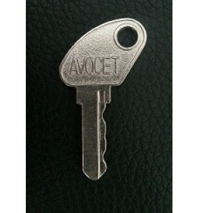 Avocet Replacement / Spare Window Handle Key (OPTION 2)