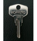 Hoppe Patio Handle Replacement/Spare Key (1323)