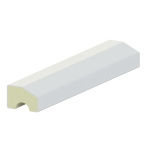 Liniar 18mm Chamfered Bead Trim Upvc Window Trim
