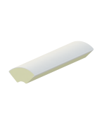 Liniar 18mm Foam Quadrant Trim Upvc Window Trim