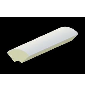 Liniar 18mm Foam Quadrant Trim Upvc Window Trim