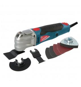 Silverline 300W Keyless Multi-Tool