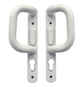 FULLEX Patio Handle & Lever White