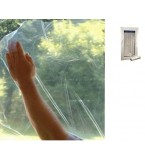 Glass Repair Film for Windows and Doors