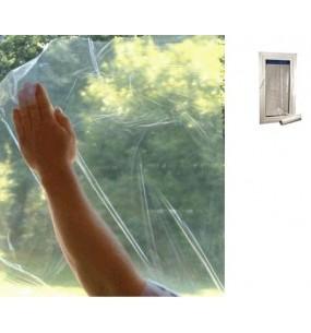 Glass Repair Film for Windows and Doors