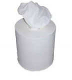 Tissue Paper Roll (2 Ply -180mm x 150m) (White)
