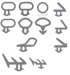 Gasket/Seal Sample Pack (Various)