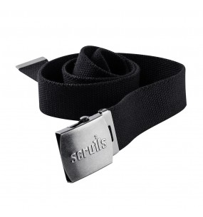 Scruffs Cotton Adjustable Clip Belt Black