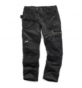 Scruffs 3D Trade Trousers Graphite