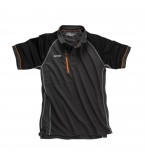 Scruffs Trade Active Polo Graphite
