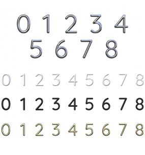 Sweet Door Numerals