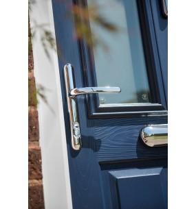 Sweet Lever Door Handle 92pz Long Plate
