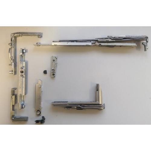 Tilt And Turn Window Hinges : Schuco replacement tilt and turn window kit weight