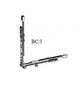 SI Siegenia Tilt and Turn Drive Gear Bottom Corner VSU (Part: BC/3)