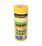 Smaart Universal Tough Wipes Biodegradable (Pack of 40)
