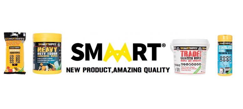 Smaart Cleaning Wipes