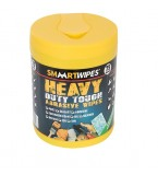 Smaart Heavy Duty Tough Abrasive Wipes (Pack of 75)