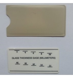 Glass Thickness Gauge Metric