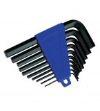 Hex Key Set 10 Piece