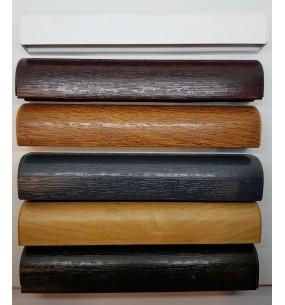 uPVC Door Weather Bar Strip 950mm
