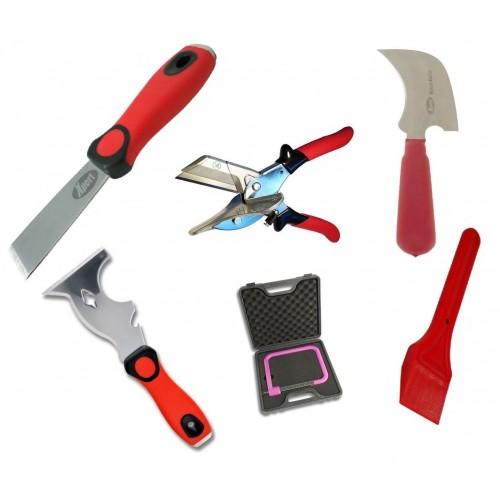 Xpert Glazing Tool Bundle Kit